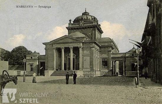 Synagoga na Tłomackiem w Warszawie