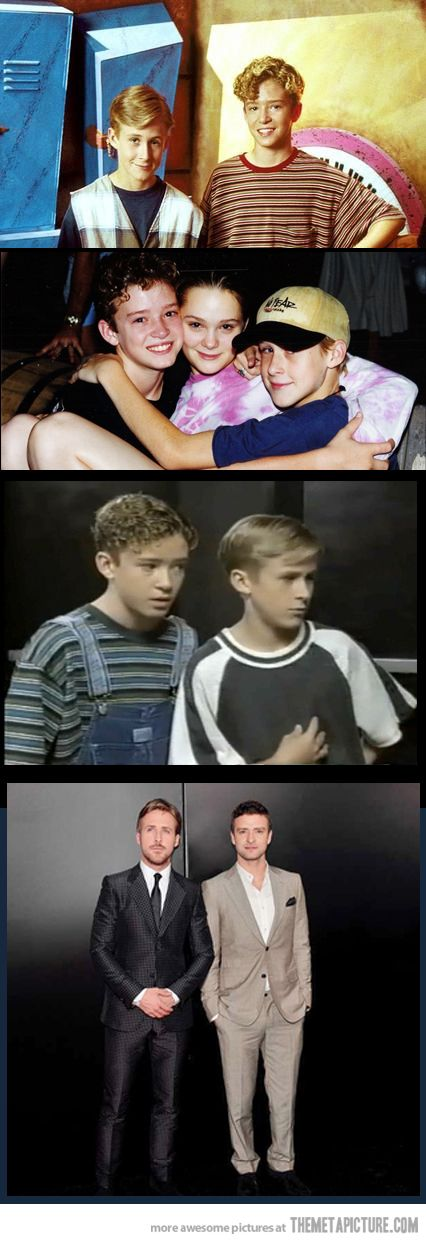 These two grew up to be HOT