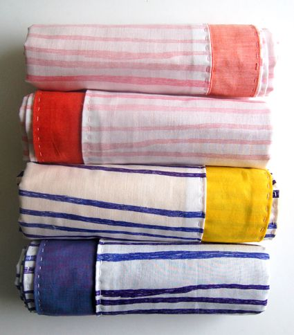 Swaddling Blankets - the purl bee