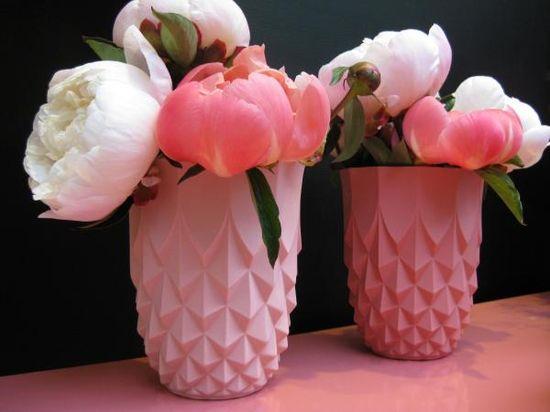 Spring flowers & ceramics