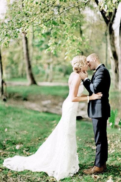 Romantic Wedding Photography.
