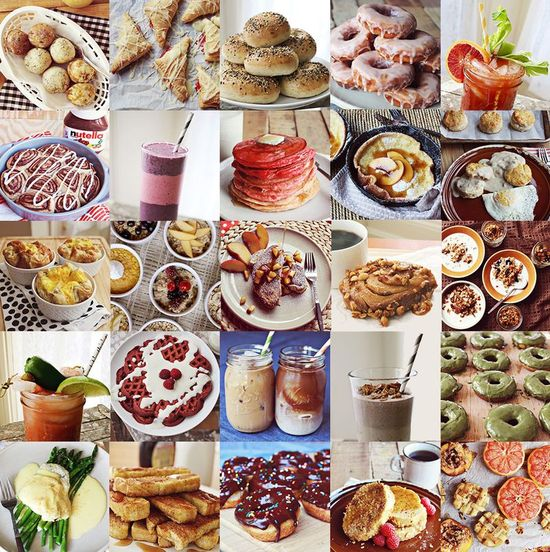 25 Breakfast Recipes We Love!