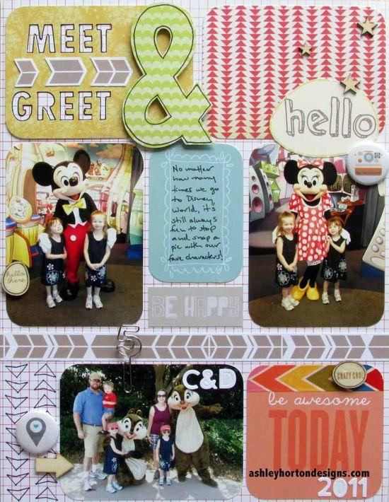 Meet & Greet - Scrapbook.com