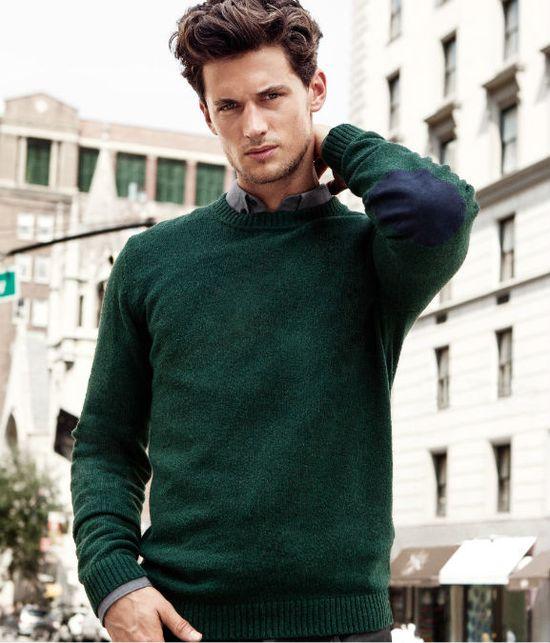Fall-Winter 2012-2013 Men's Fashion Colors (I): Dark Green