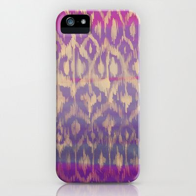 Ikat Phone Case by my super talented sister