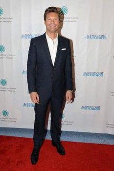 Ryan Seacrest, host of 'American Idol'