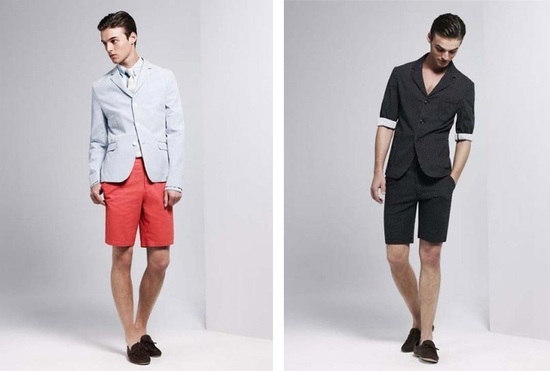 On the right... ASOS Spring/Summer 2012