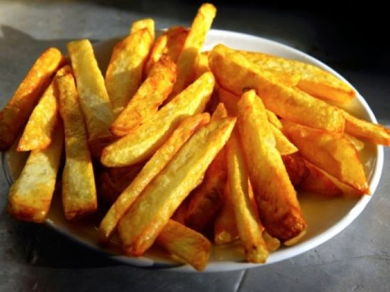 IPL #Party #Recipe: Baked Sweet-Potato #Fries
