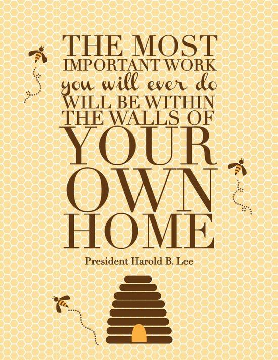 harold b lee quote
