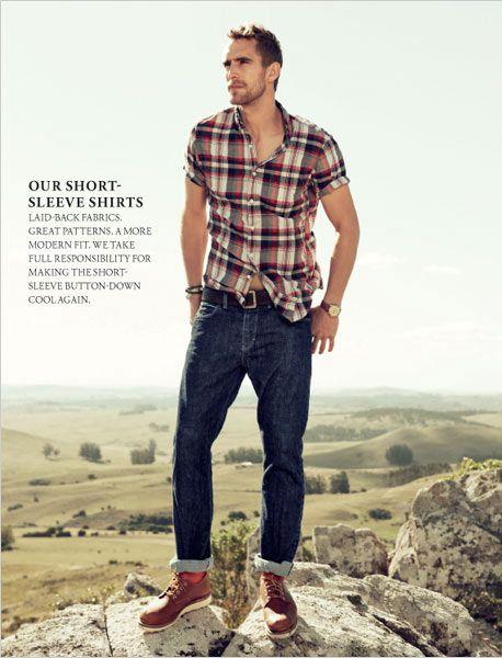 mensfashionworld:    J.CREW Stylebook Men march 2012