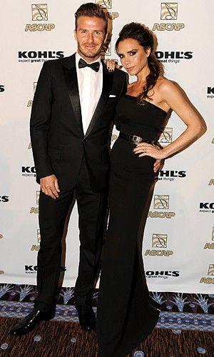 Victoria Beckham and David Beckham - Celebrity Couples