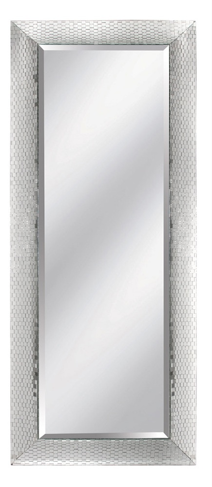 Wall Mirrors, Luxury Designer Silver Hollywood Faceted Dressing Mirror $2495 so glamorous, one of over 3,000 limited production interior design inspirations inc, furniture, lighting, mirrors, tabletop accents and gift ideas to enjoy repin and share at InStyle Decor Beverly Hills Hollywood Luxury Home Decor enjoy & happy pinning