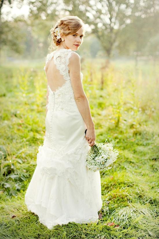 Wedding gown designer: Watters