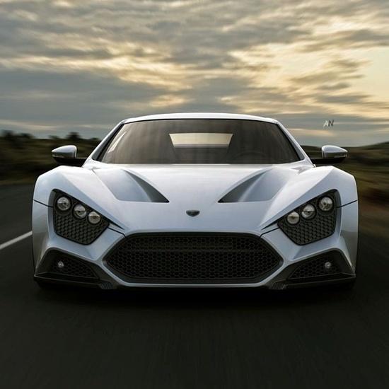 Zenvo ST1 - the ultimate dream car?