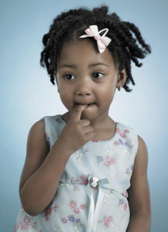 Little Black Girls Hairstyles: Little Black Girls Hairstyles With Barrettes ~ Hairstyle Ideas Inspiration