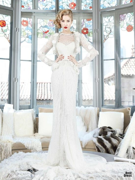 Yolan Cris Wedding Dresses 2013