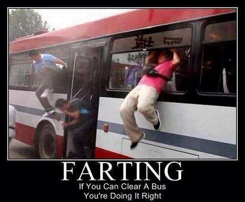 Bus Farts Meme