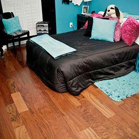 eclectic bedroom by CAPjr Flooring & Design