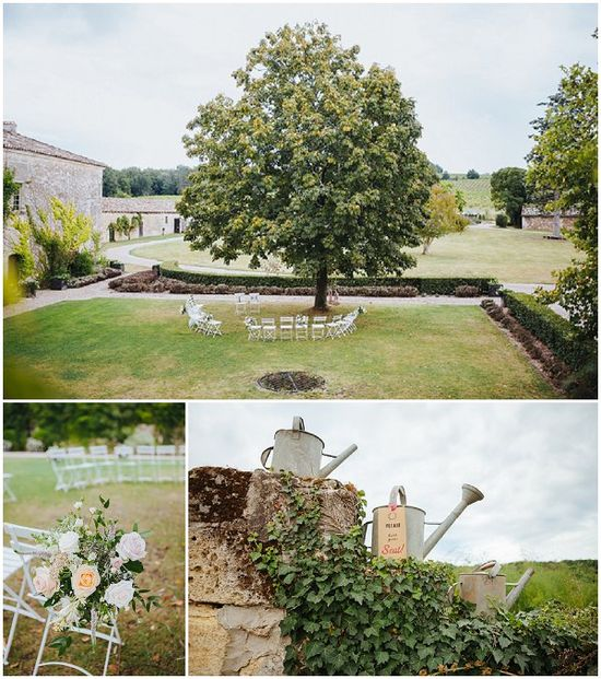 Romantic Wedding in the South of France from Adam Alex Photography