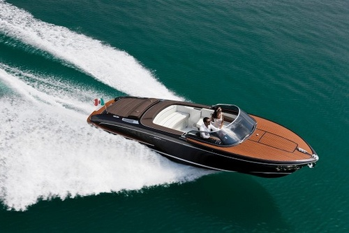 Ferretti celebrate 170 years of Riva Iseo at London Boat Show