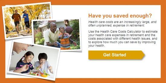 health care cost calculator