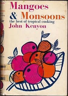 Mangoes & Monsoons by John Kenyon, jacket design by Shirley Lawn