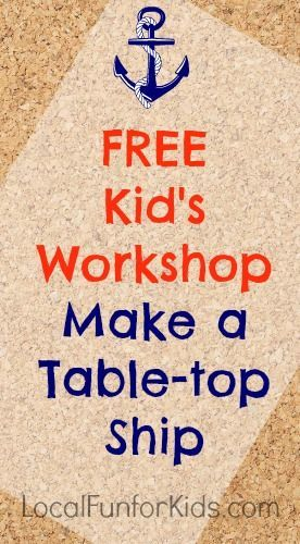 Home Depot Free Kid's Workshop November 2013 - Home - Easy, Fun & Free Things to Do With #handmade liquid soap #homemade cards