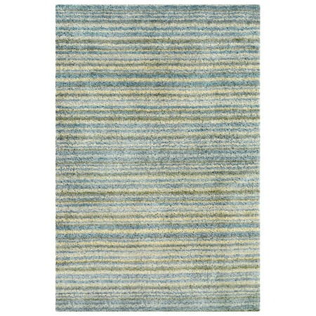 dash & albert sea stripe rug