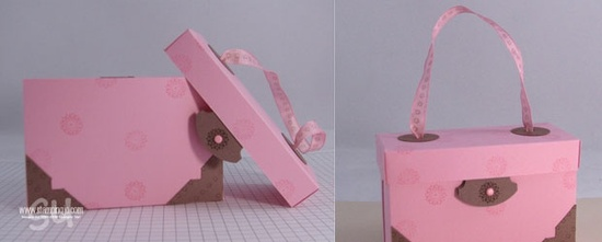 36 Do It Yourself Gift Box Tutorials For Your Christmas Presents