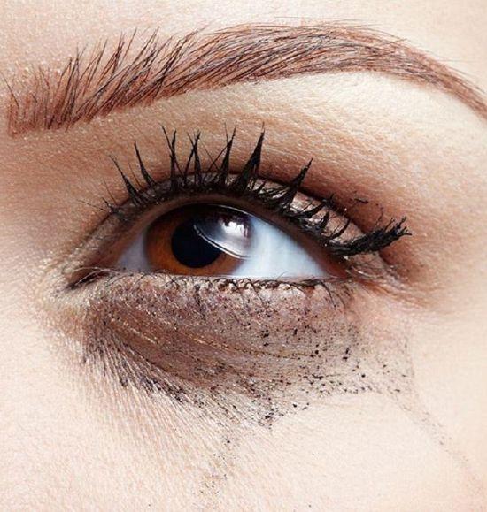 Running Eye Makeup Prevention