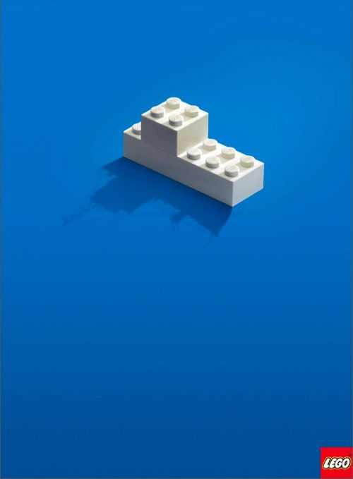 40 Minimalist Print Ads That'll Catch Your Eye