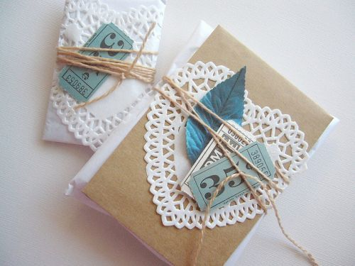 cute gift wrap