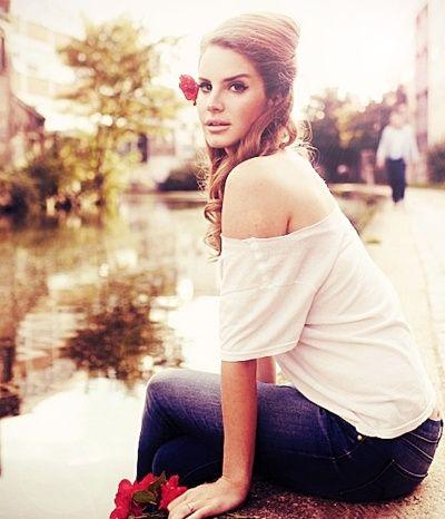 Lana del Rey - Hair style