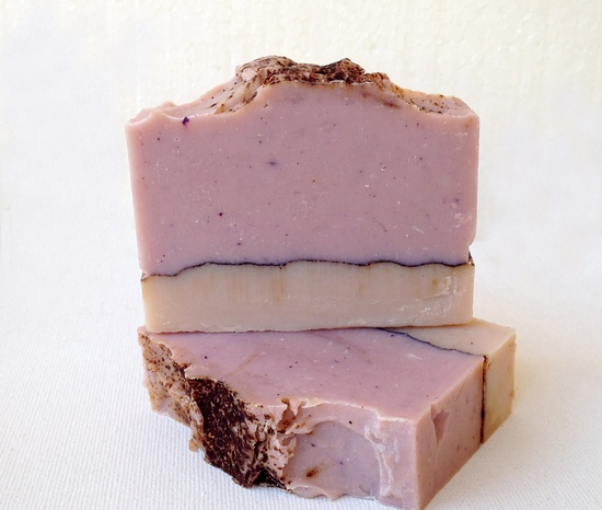 Silk Cold Process Soap-ThousandFlower scented