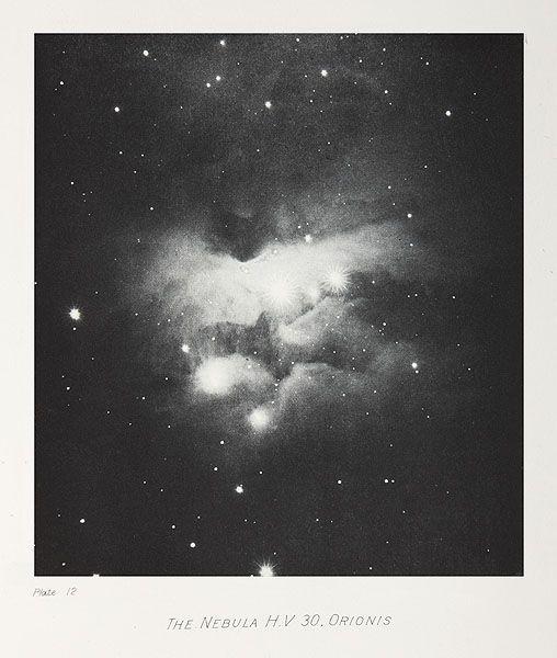 The H.V. 30 Orion; Keeler, James Edward, b.1857 - 1900