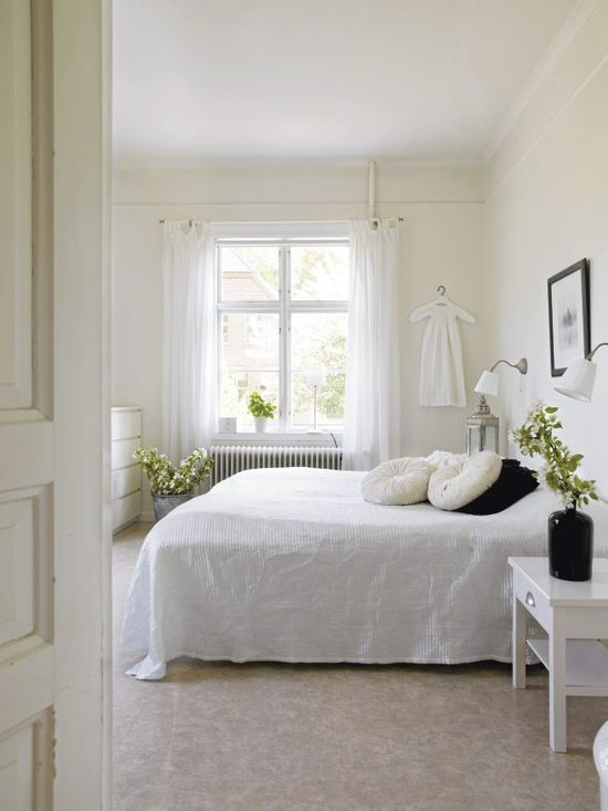 Bedroom idea #35 - part of a set from one gorgeous home.