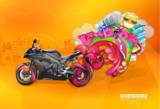 Motorbike Vroom