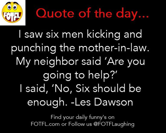 I LOVE LOVE my mother in law but this is funny for those who have a monster in l