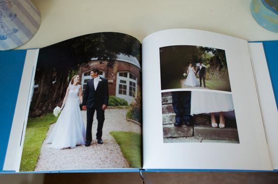 Queensberry Wedding Photo Book