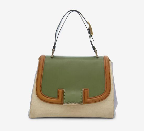 Fendi Multicolor Handbag.