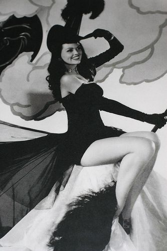 pinup witch #vintage #halloween