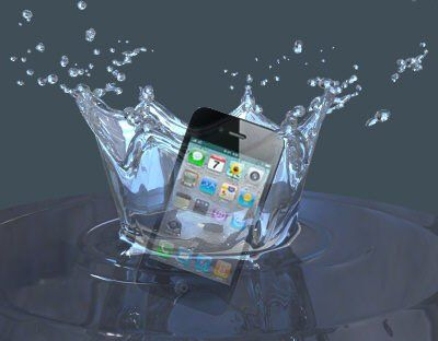 As fully featured as the iPhone may be, it isn't waterproof and given its portable form as a gadget, iPhones getting wet are not unheard of cases, with numerous iPhone users having the bad luck of loosing their iPhone's functionality due to water.    If your iPhone does ever get wet, here are some quick tips over what to do, in ensuring that it would still work.
