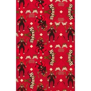 KRAMPUS GIFT WRAP