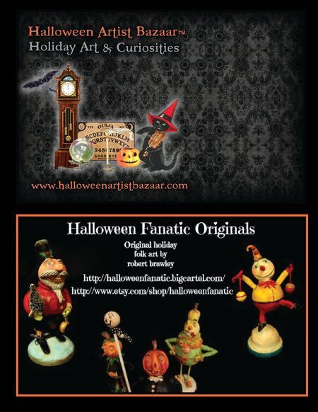 Two excellent Halloween craft shows!