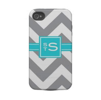 Personalized Cell Phone Cases with Monogram - iPhone 4/4s, 3g, Blackberry, iPod, Samsung, Droid Razr, HTC. $46.00, via Etsy.