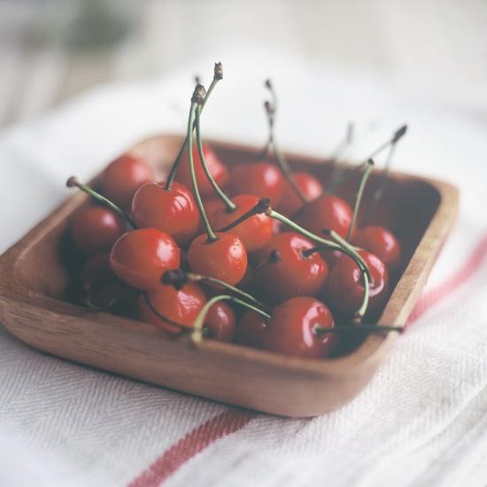 cherries....