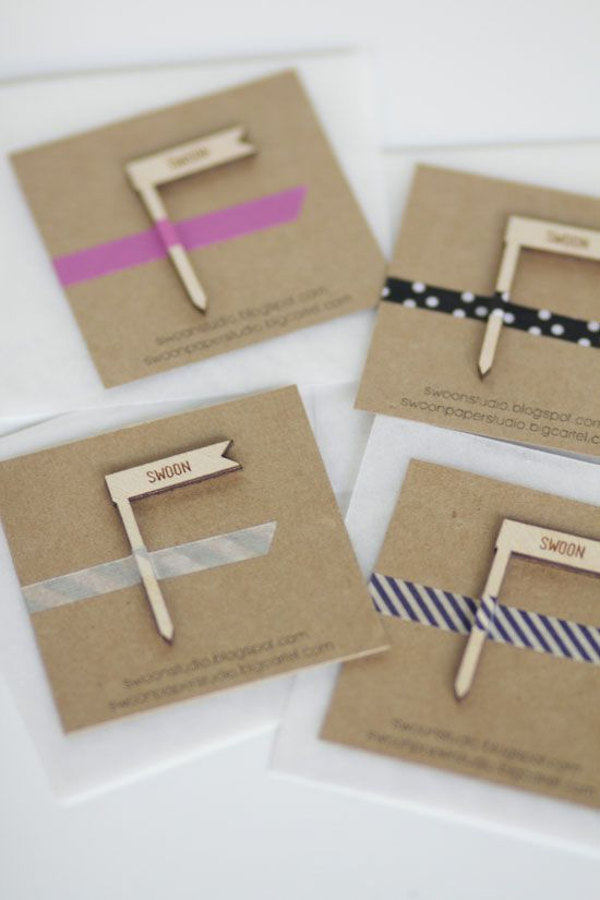 Swoon! Business Cards... awesome!
