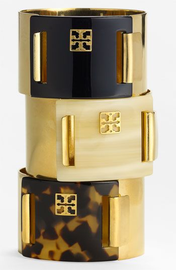 Tory Burch Logo Cuff available at #Nordstrom