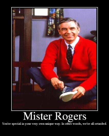 Loved Mr. Rogers