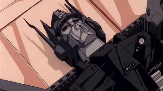 The emotional blow you felt when Optimus Prime died in The Transformers: The Movie .